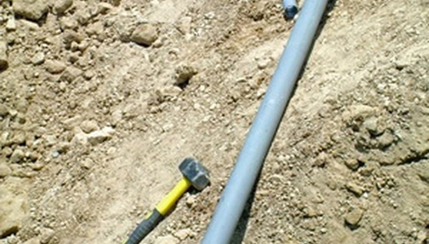 PVC pipe can be used to make a telescoping pole.