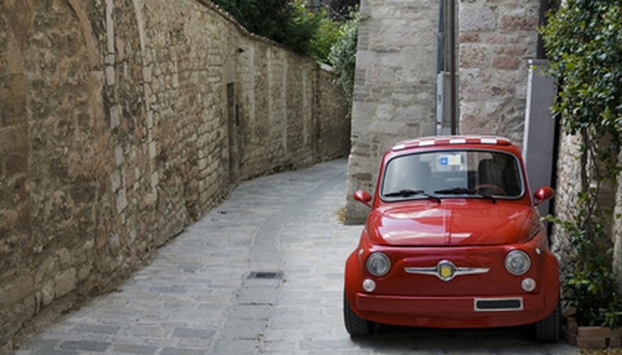 Fiat is the biggest car company in Italy.