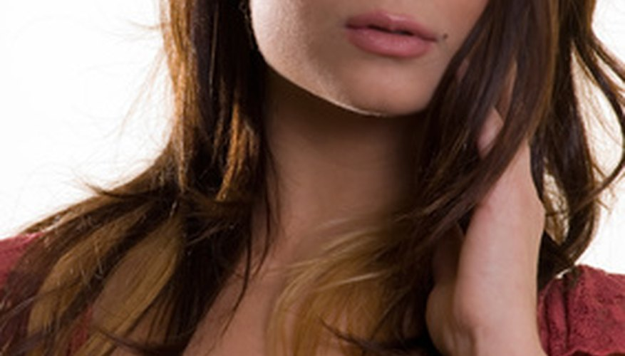 Removing blonde hair colour can be very damaging to your hair.