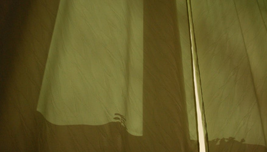 Attach blackout liner to window shades