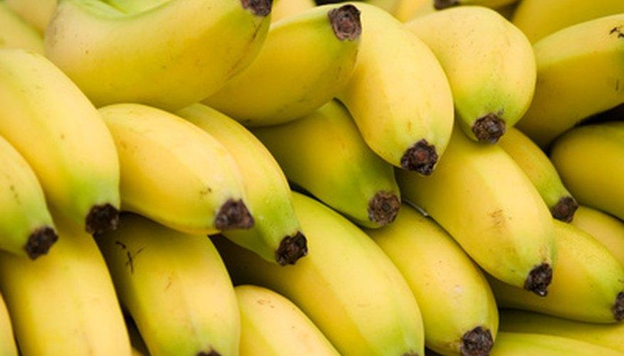 Bananas act as beta blockers.