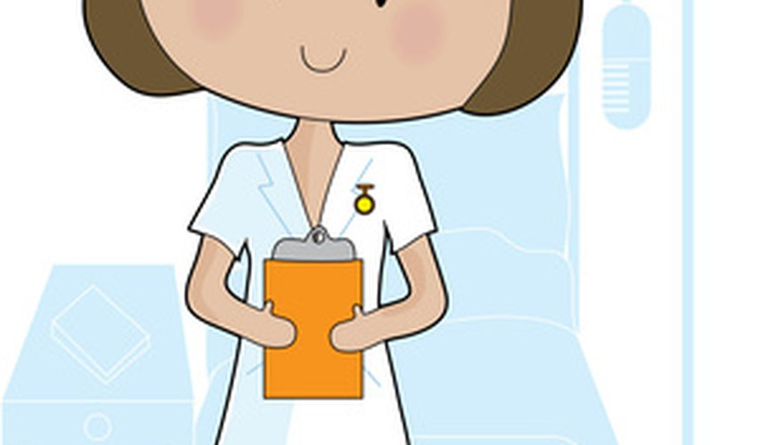 Auxiliary nurses usually work in the United Kingdom.