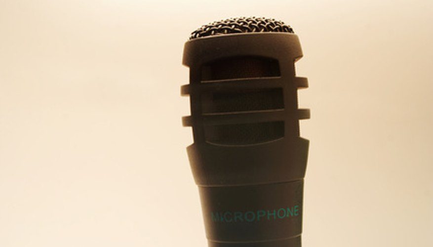 Disassemble your Audix D6 drum microphone.
