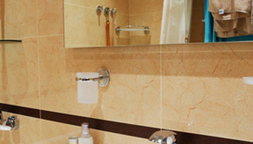 Small bathrooms present big design challenges.