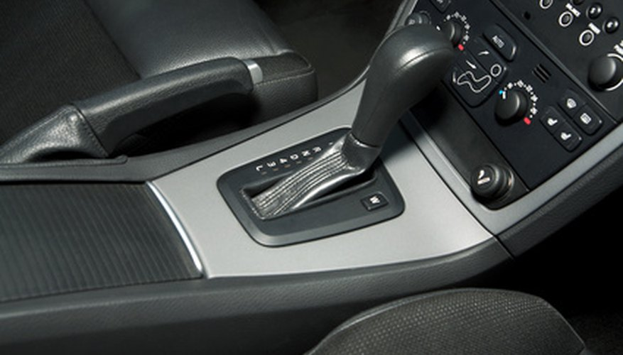 The overdrive function on the gear shifter serves several purposes.