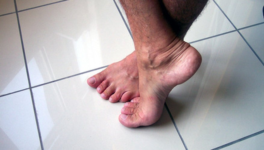 Learn methods of removing thick skin under your toenails.