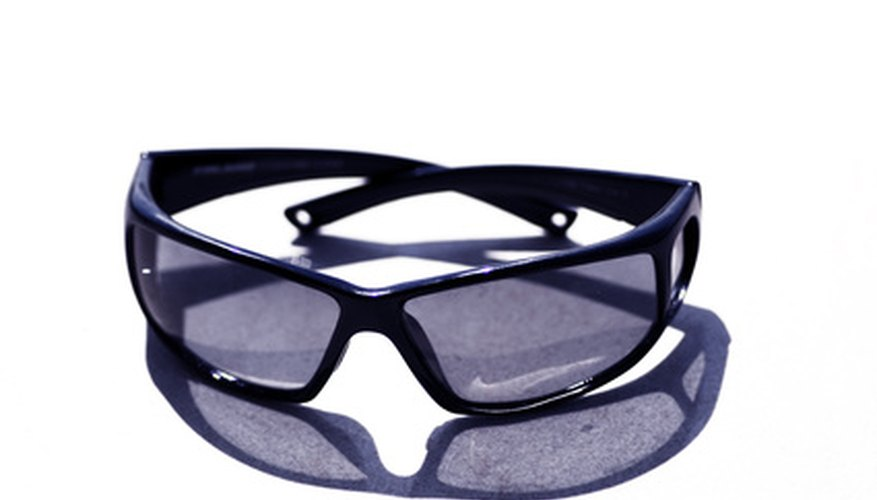 Plastic frames are made of lightweight materials.
