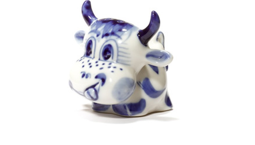 Novelty cow items make cute gifts.