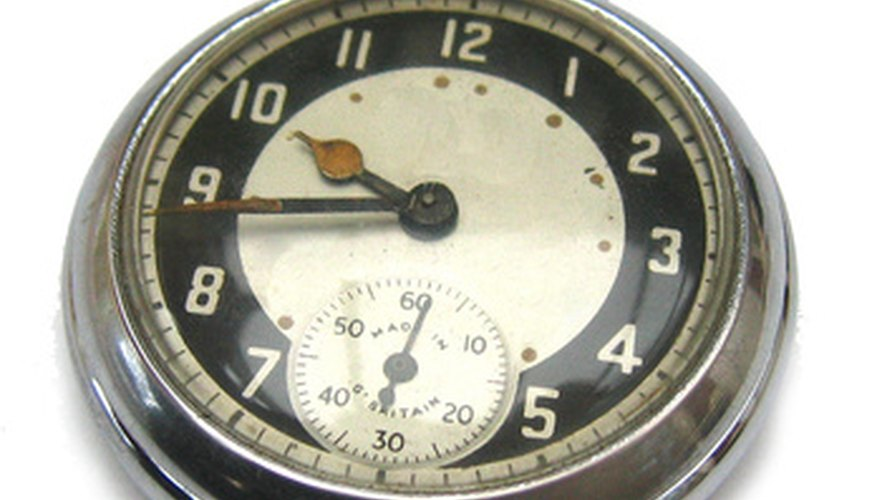 The bezel of a pocket watch is the outer front ringer that holds the crystal in place.