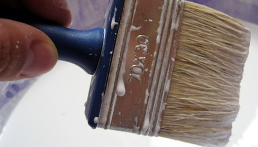 Using the right type of whitewash on fruit trees is essential.