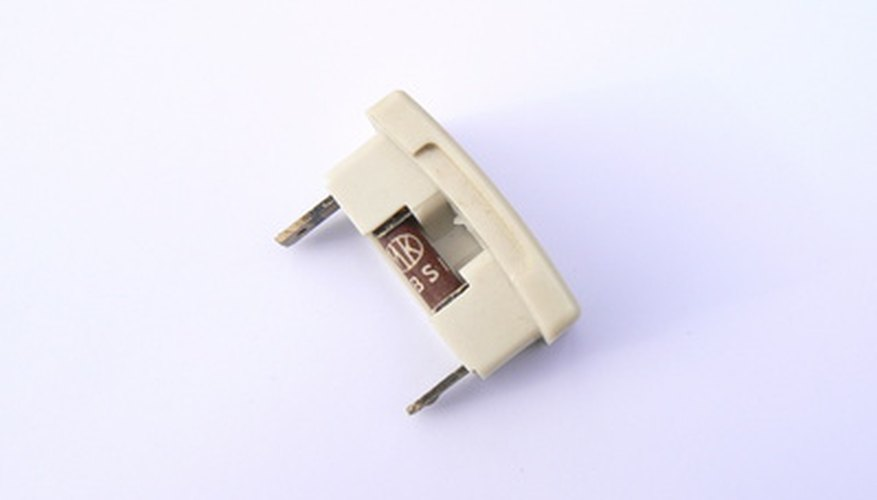 The fuse for the Wii is actually in the power supply.