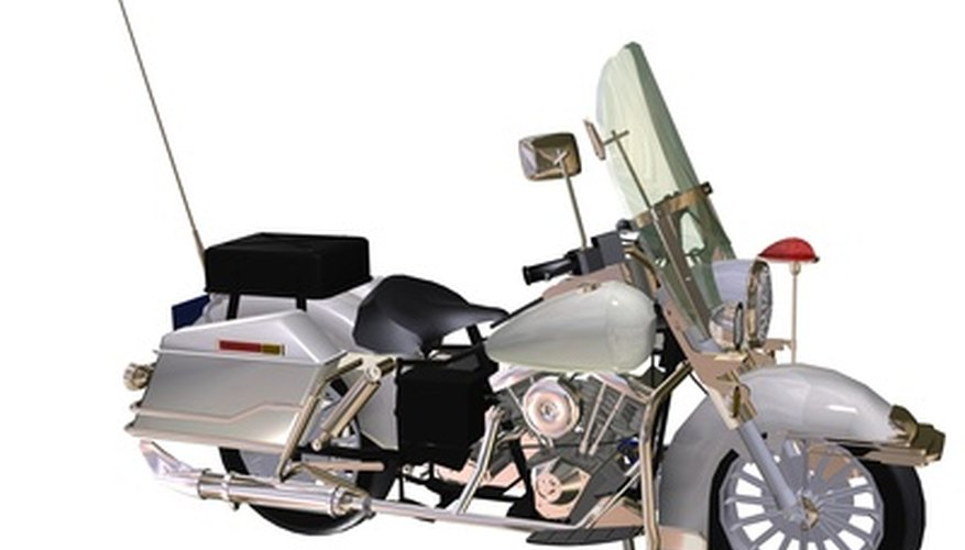 Velocette motorcycles are known for their distinguishing fish tail exhaust.
