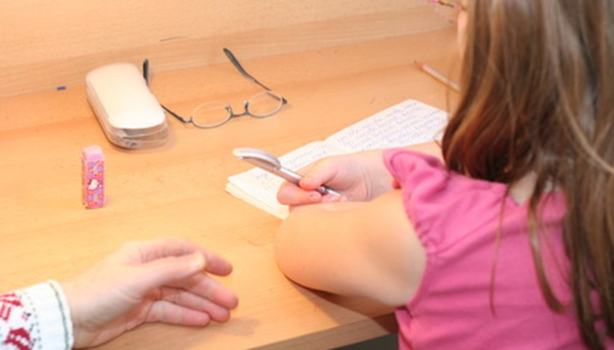 Tutoring services help students with schoolwork and challenging concepts.