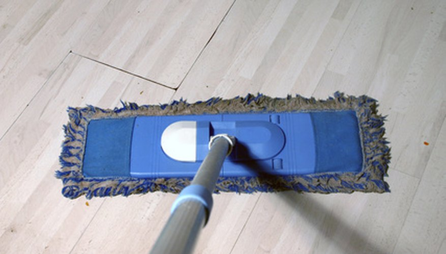 Bleach can kill flea eggs on your floors and other surfaces.