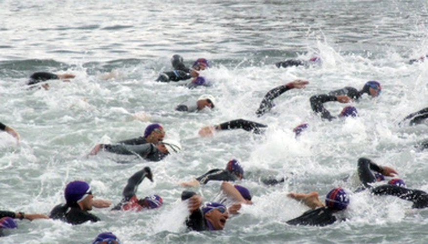 A triathalon is the ultimate test of endurance.