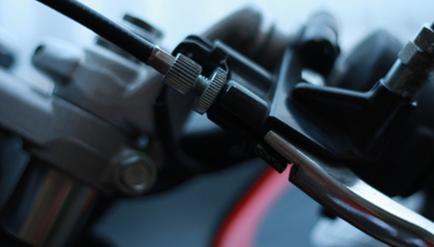 Kawasaki dirt bike VINs are located on the steering heads.
