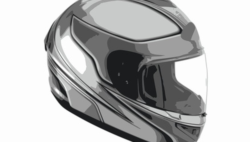 Keeping your visor clear is crucial to enjoying a safe ride.