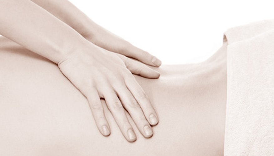 A massage might not be very relaxing without massage cream.