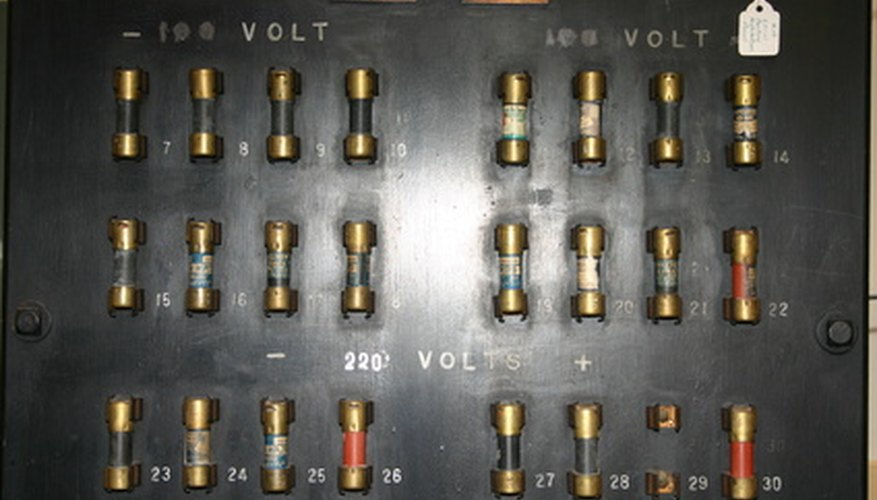 A properly sized fuse protects electrical circuits