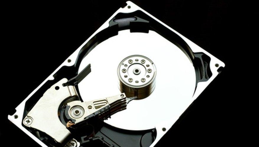Single-port hard drives are common in consumer-grade computers.