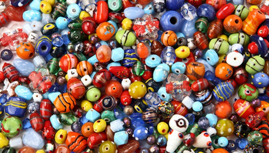 Beads are a language in the African Zulu culture.