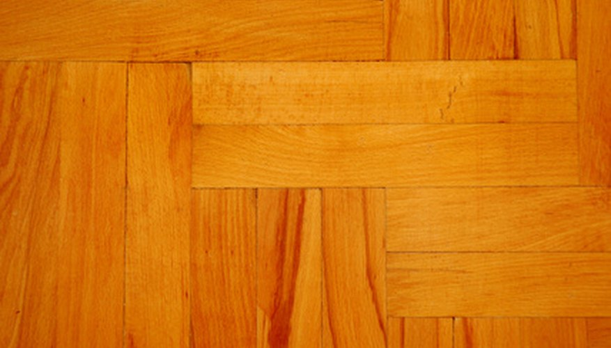 Clean black mould from your oak floors to restore their attractive appearance.