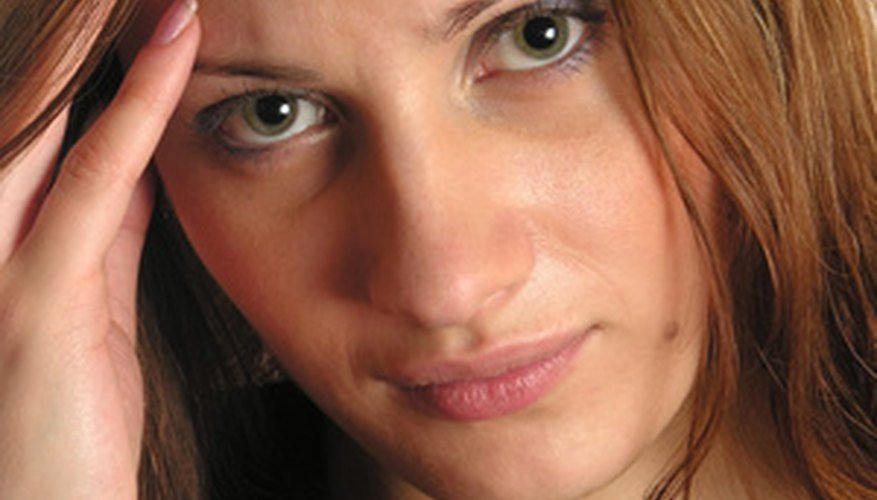 Sinus problems can trigger headaches and cause nasal congestion.