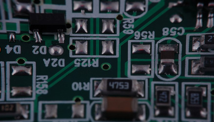 Use the motherboard to remove forgotten passwords.