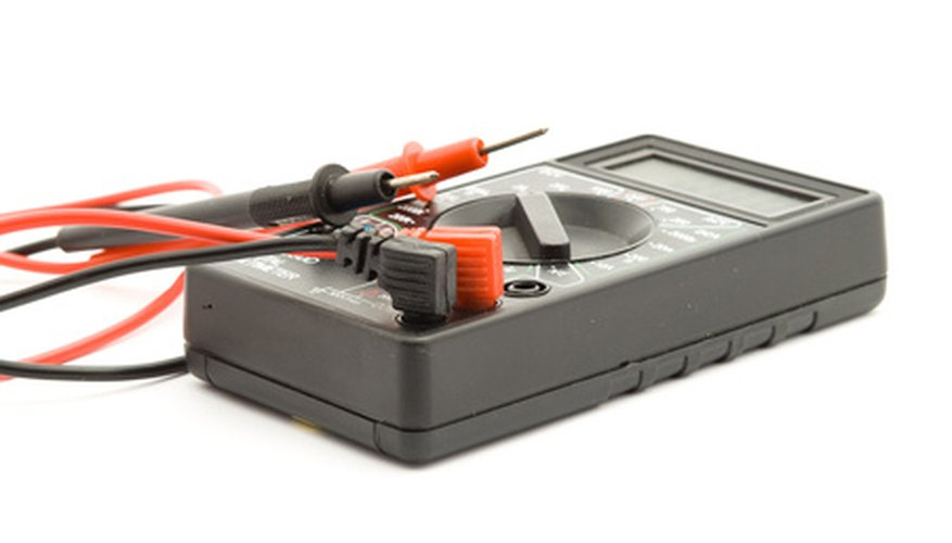 You can check a metal oxide varistor with a multimeter.