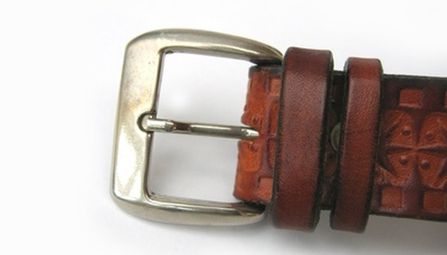 Most belt buckles only have a few parts, making repairs simple and cost-effective.
