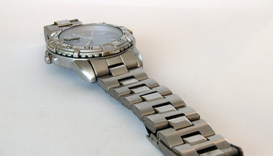 Replace a Seiko battery in a few easy steps.