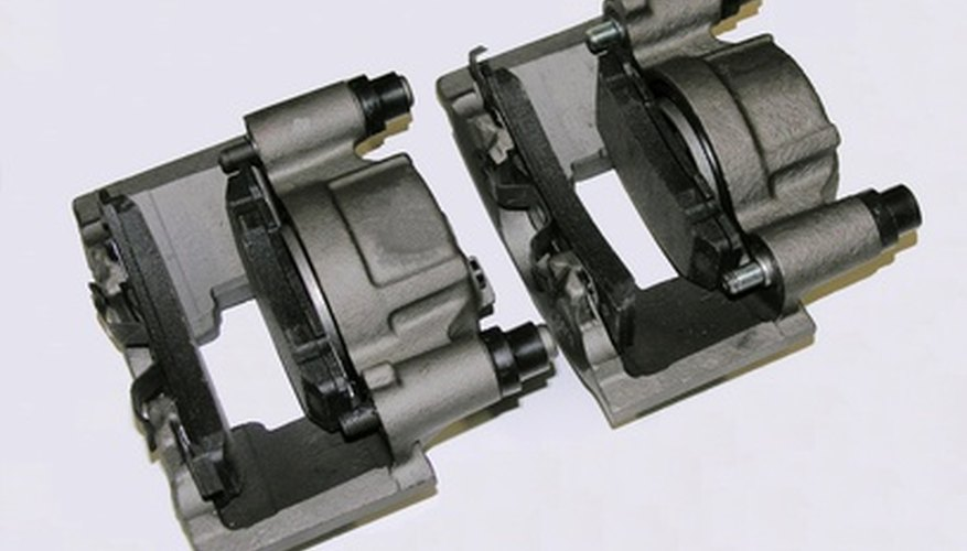 If replacing brake pads and/or rotors, the caliper pistons need to be compressed to allow room for the new components.