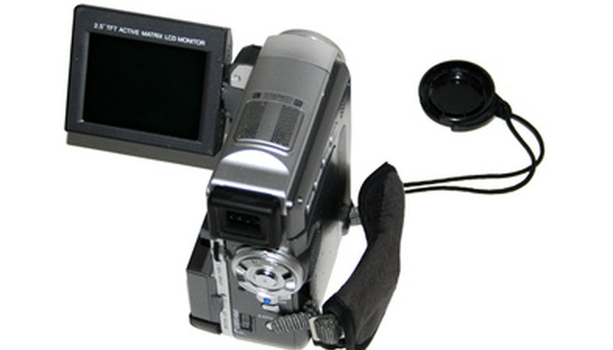 Digital video cameras became widely available in the 1990s and 2000s.
