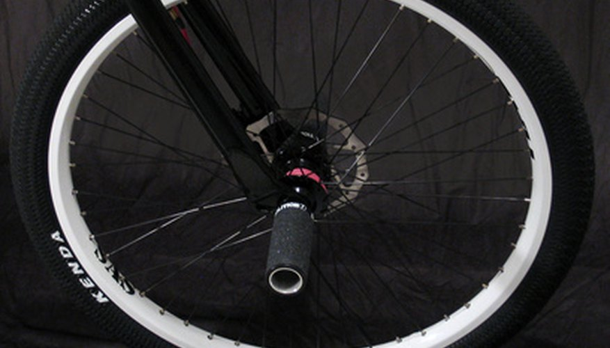 The average bike tire requries 60 to 70 psi for street riding.