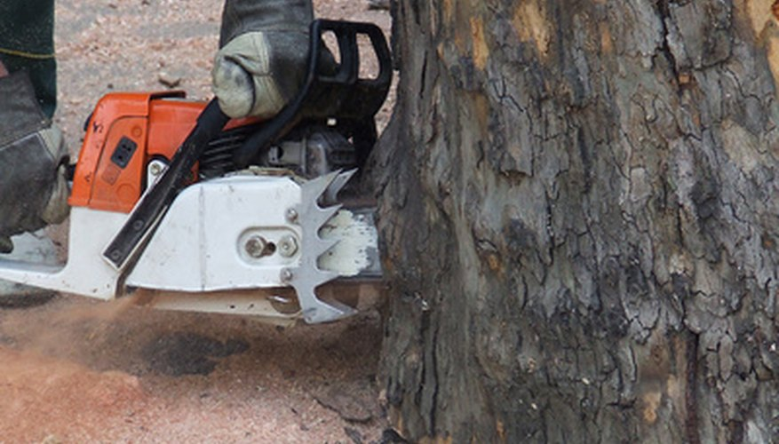 Fuel-powered chainsaws are just one of Tillotson carburettors many applications.