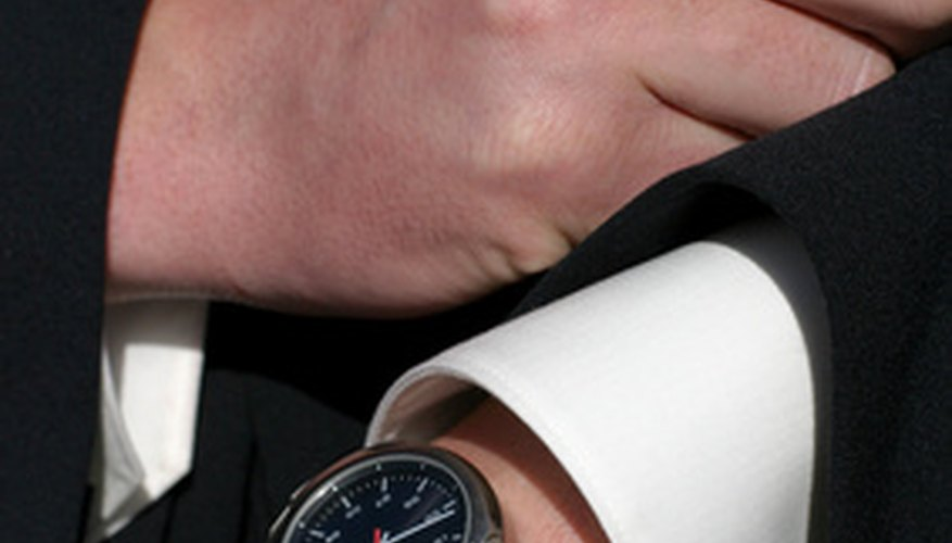 You can fit your watch snugly to your wrist by removing links.