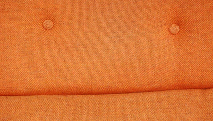 Orange is a vivid colour that is sometimes difficult to work with.