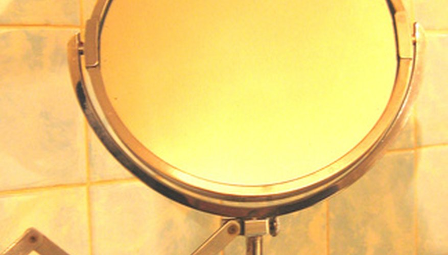 Create a mirror effect using Adobe Acrobat.