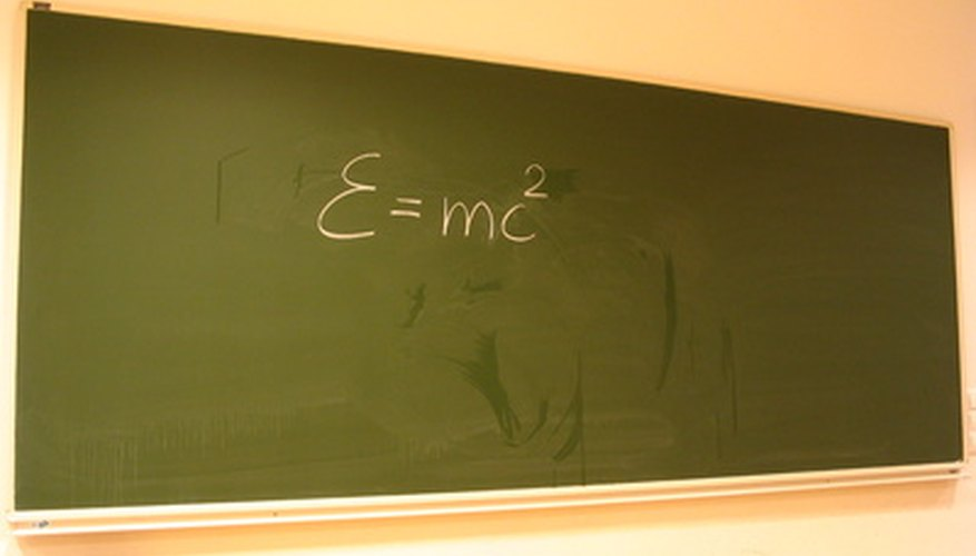 Albert Einstein had one of the highest IQs in history.