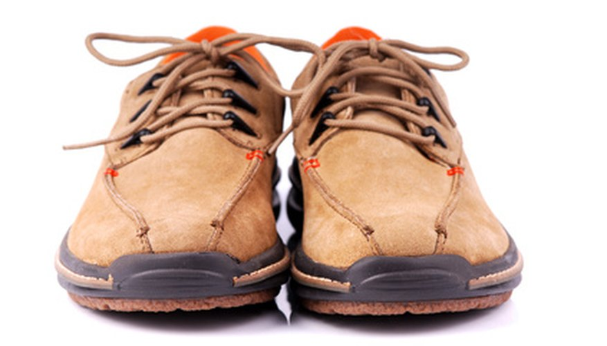 A way to repair Clarks shoes.