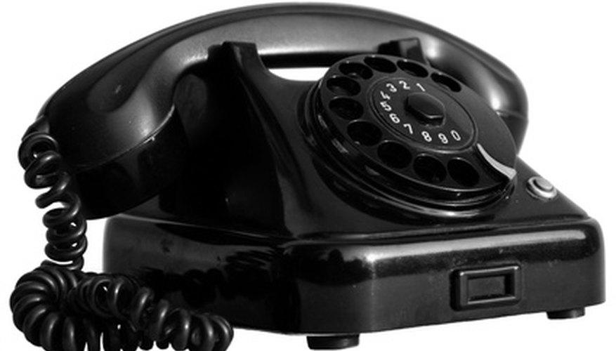 Most telephone companies employ an echo canceler so you do not hear your own voice through the receiver.