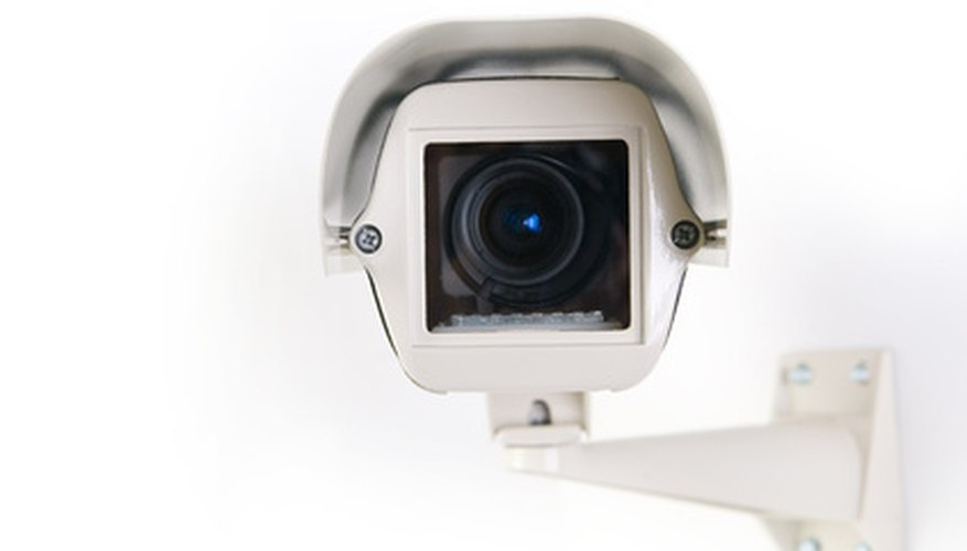 The appearance of CCTV cameras often makes people worry about their privacy.