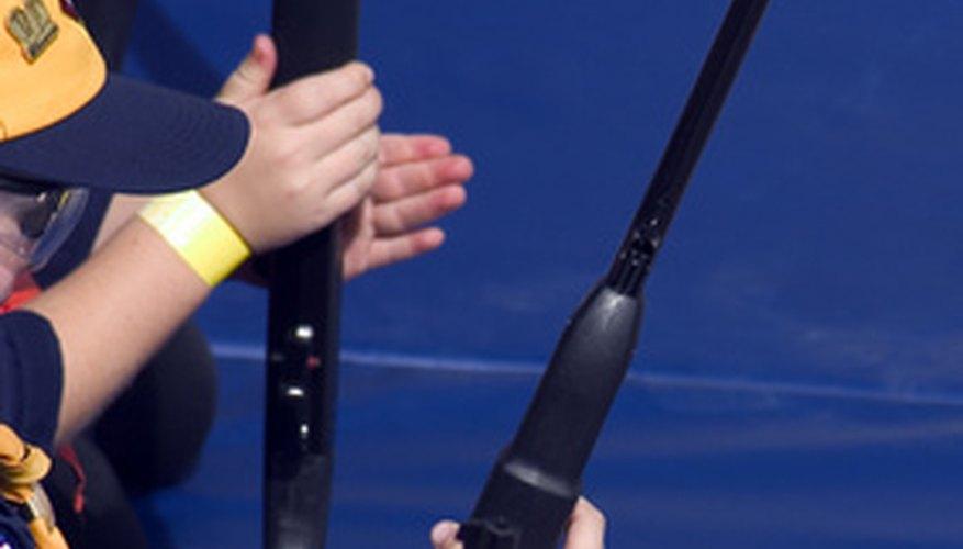 Learn how to load a Marksman 1790 biathlon trainer pellet gun.