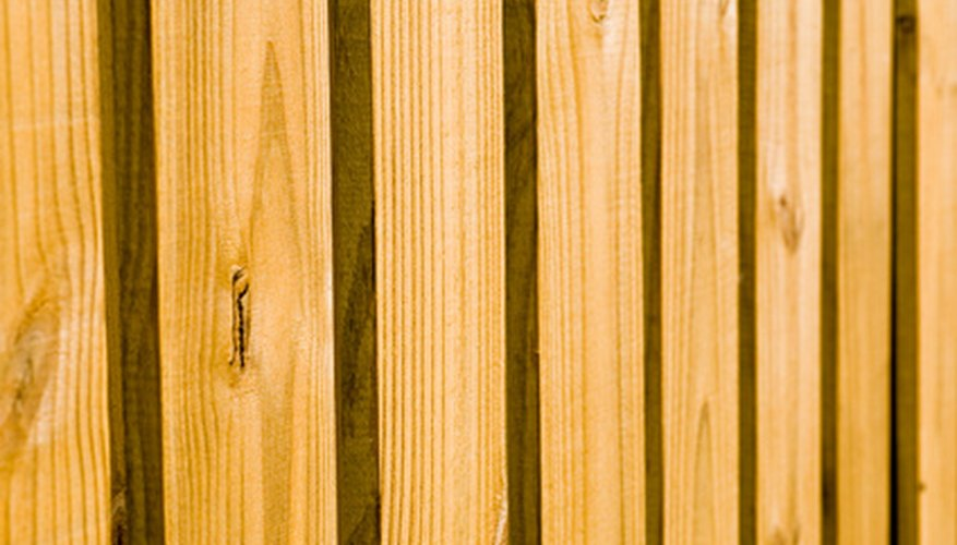 Use a primer on cedar wood before painting.