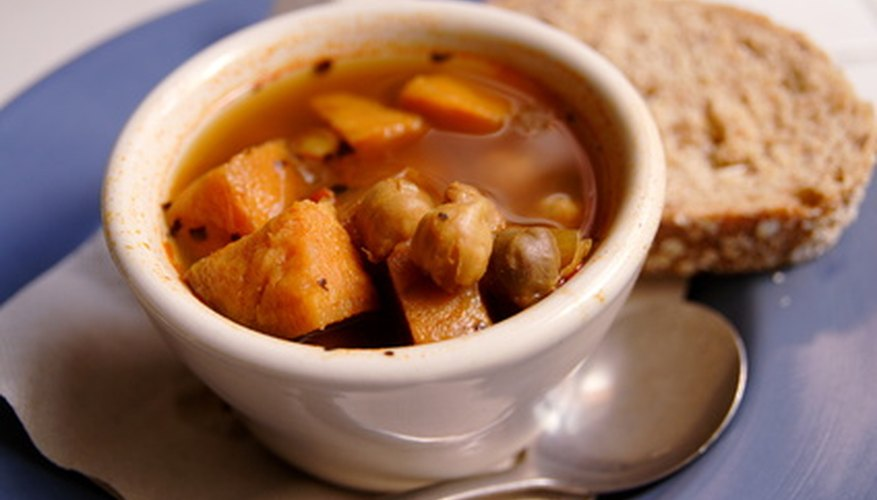 Salvage your burnt soup with a few simple steps.
