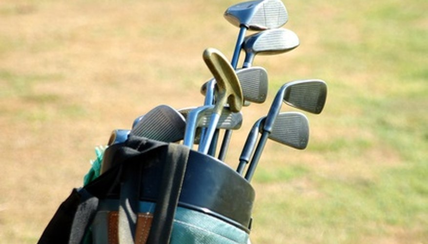 Make your clubs look new again with a coat of paint.