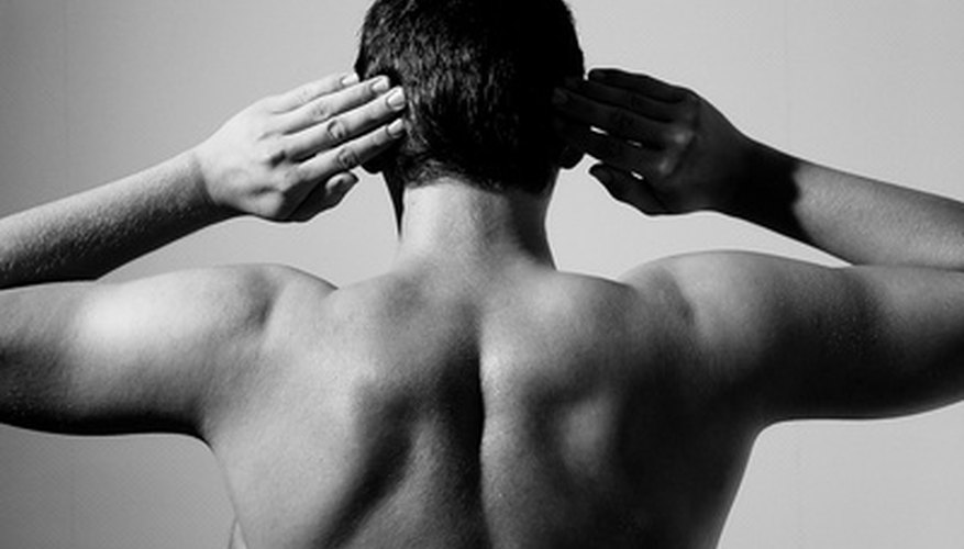Pain under your right shoulder blade shouldn't be ignored