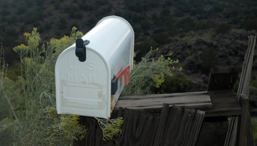 Reducing junk mail is good for the environment.