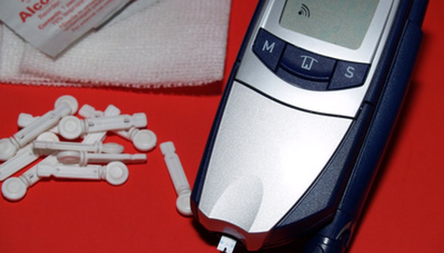 GlucoWatches measure blood sugar constantly while other meters only measure one minute of time.