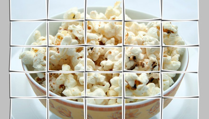 Clarified butter will keep popcorn crunchy.